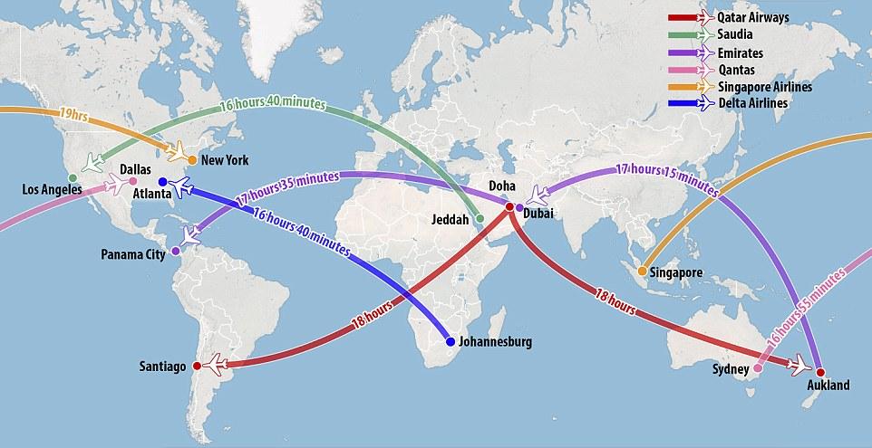 Дальнемагистральные маршруты — это всегда изюминка любой крупной авиакомпании. Несколько компаний со