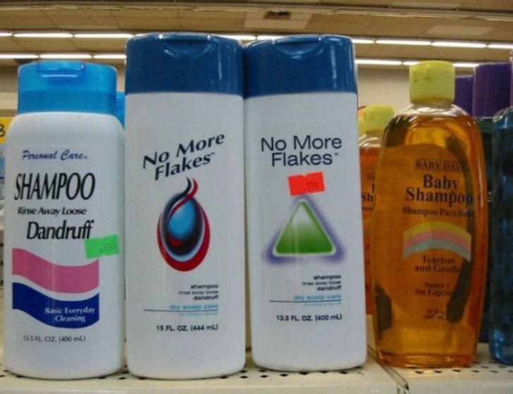 Это вам не «голова-плечи», а серьезный бренд.