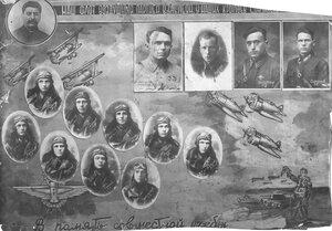2 Военная Школа Лётчиков. 1938 г.