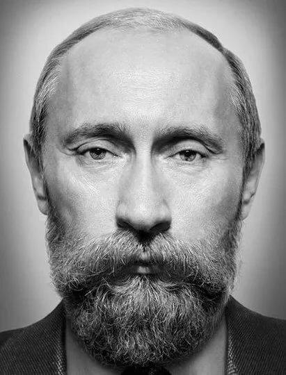 Борода без усов и скорбь за деньги