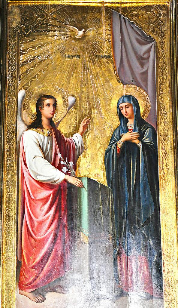 Образ Благовещения Пресвятой Богородицы