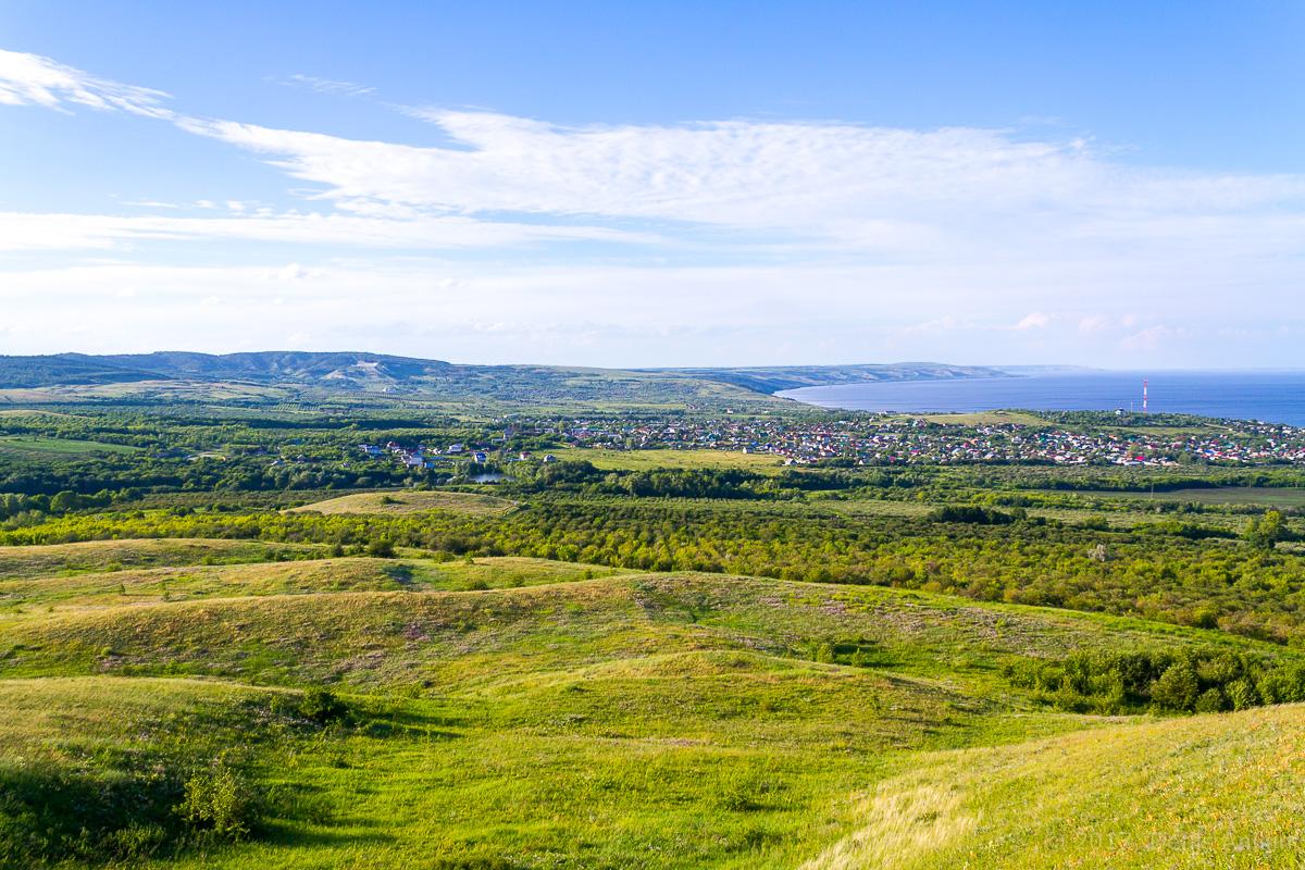 на горе Каланча фото 1