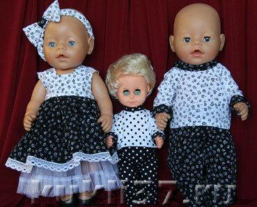 костюм для куклы