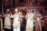 9 января 1999 г. Всенощное бдение.