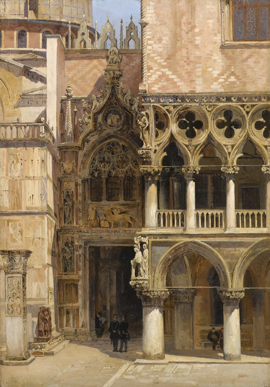Antonietta_Brandeis_-_Porta_della_carta,_1886.jpg