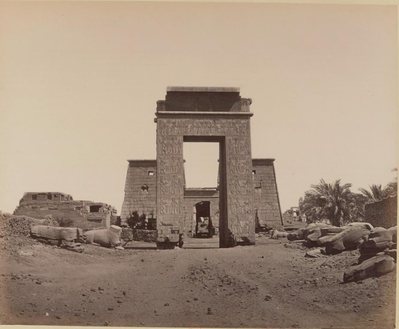 Луксор. Луксорский храм и Аллея сфинксов