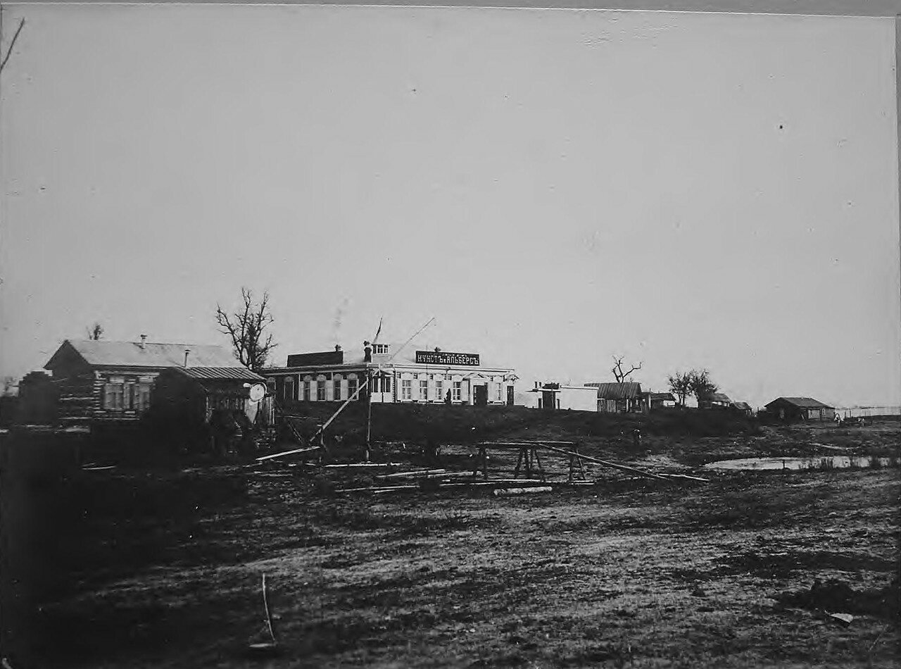 Виды города Свободного и деревни Суражевки в 1911
