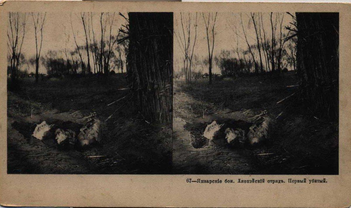 67. Январские бои. Ляохэйский солдат. Первый убитый