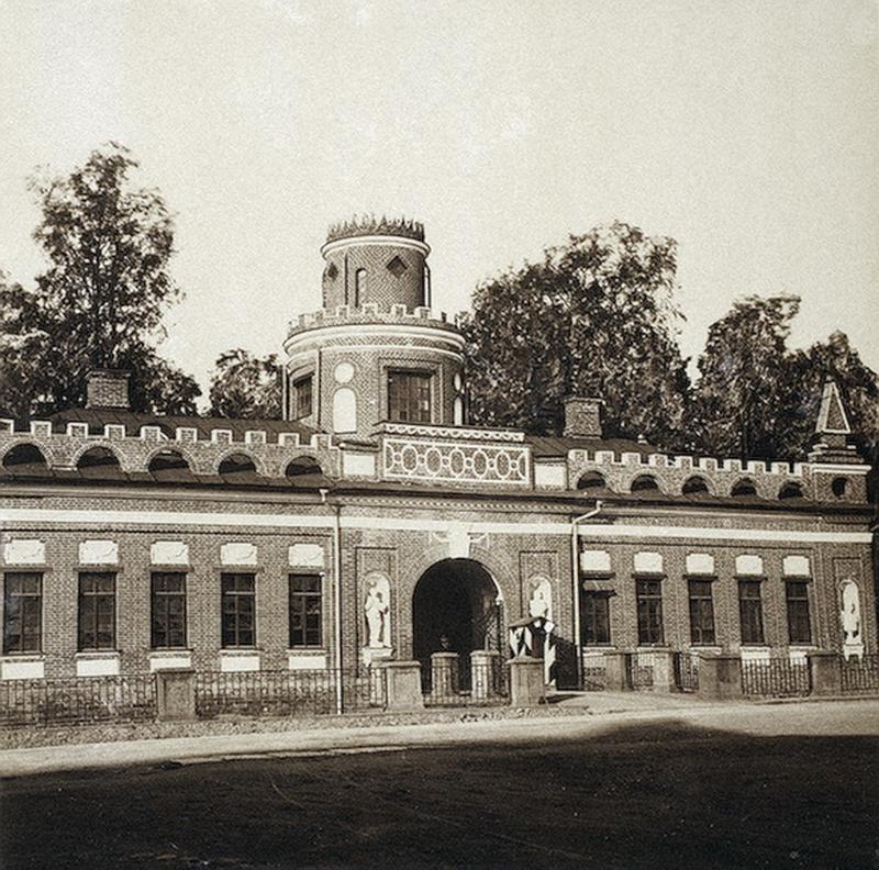 1857. Эрмитажная кухня
