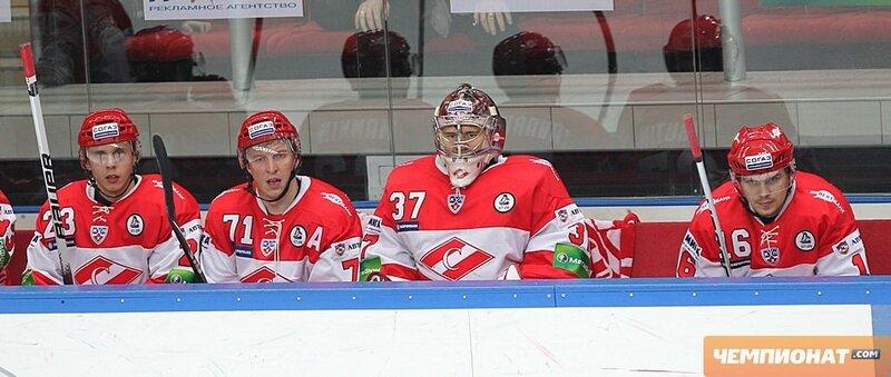«Спартак» vs «Амур» 2:1 ОТ чемпионат КХЛ 2011-2012 (Фото)