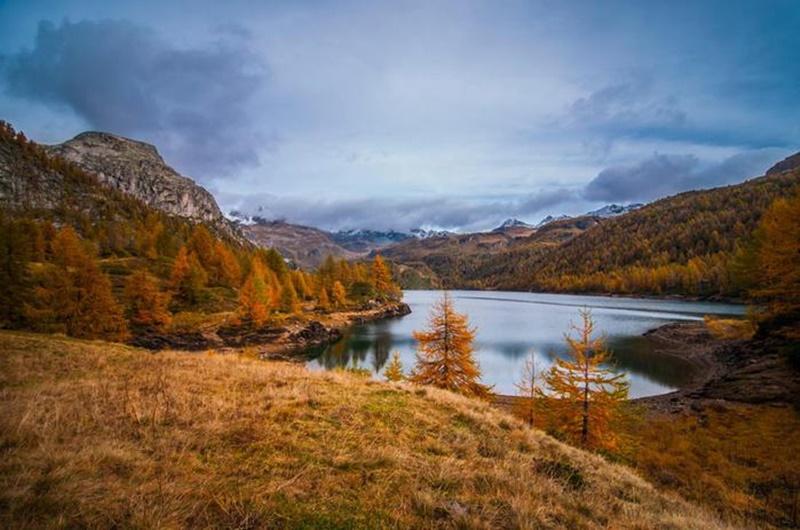 Осенние озера: 30 фотографий 0 145dd0 8e4a1e6 orig