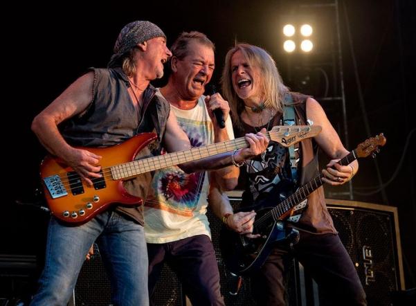 Deep Purple наконец включили в Зал славы рок-н-ролла