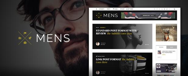 Shockmag - Ad Optimized Magazine WordPress Theme with Powerful Advertisement System - 4