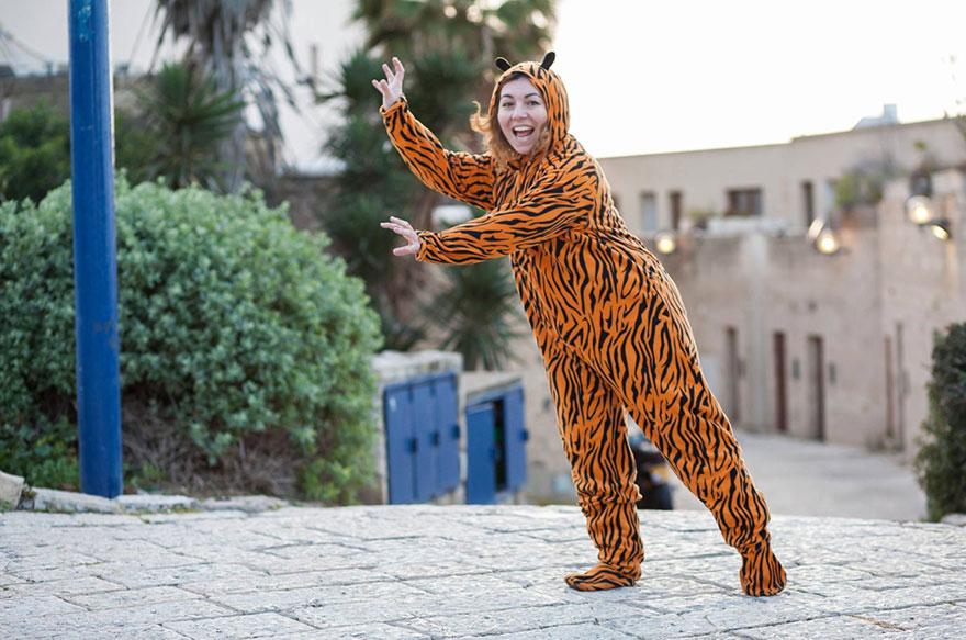 «Я итальянский бухгалтер, работающий в Лондоне, но всегда хотел быть суперзвездой в Израиле». Тигр А
