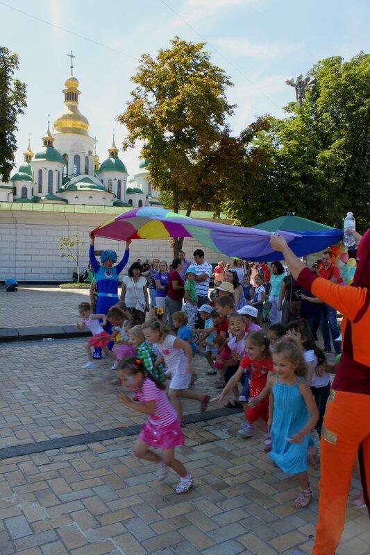 Детский фестиваль киев