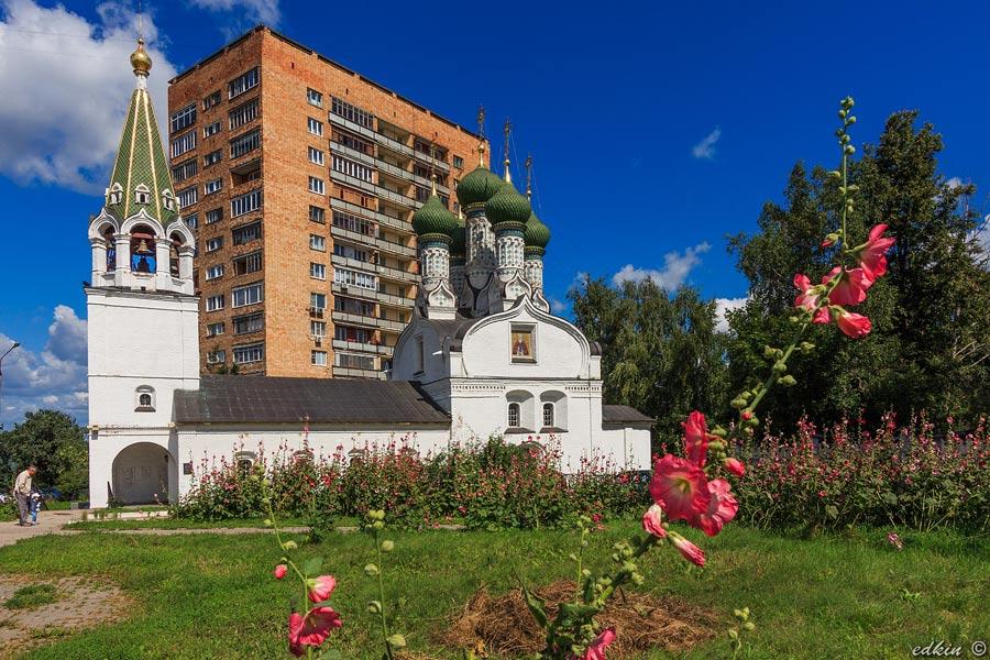 Нижний Новгород, церковь Успения Пресвятой Богородицы