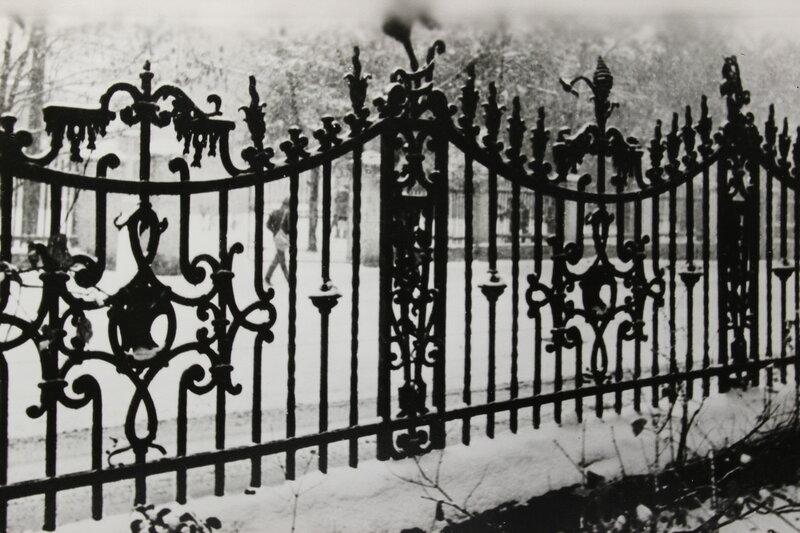 289285 Ограда жилого дома на Сущевской ул., 29  в Москве 1986.jpg