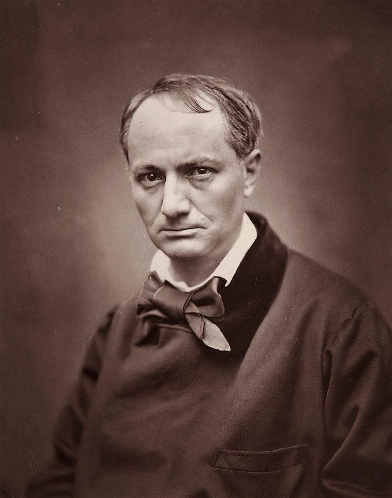 1862. Шарль Бодлер (Поэт)