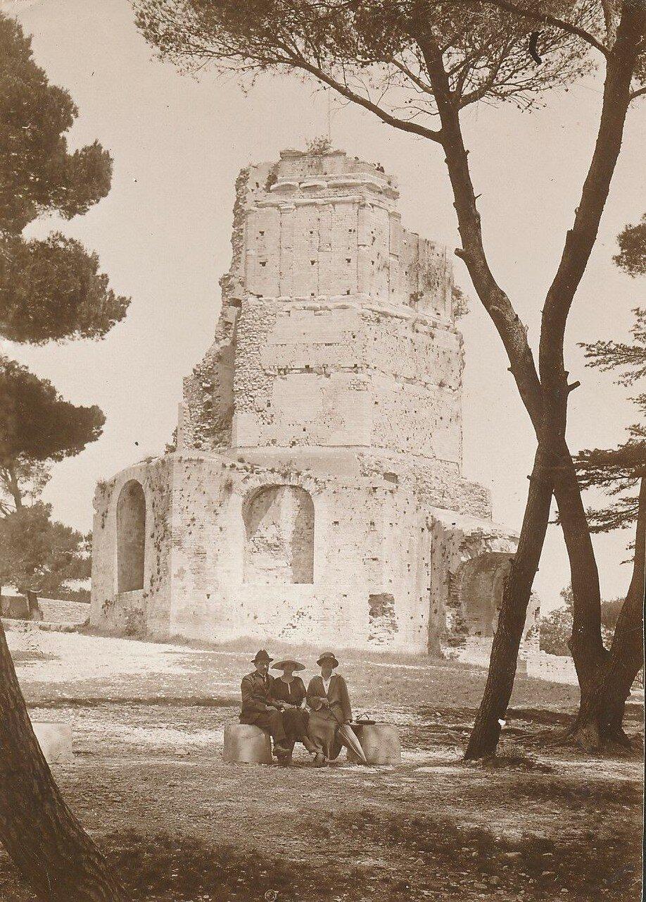 Башня Мань. 1920