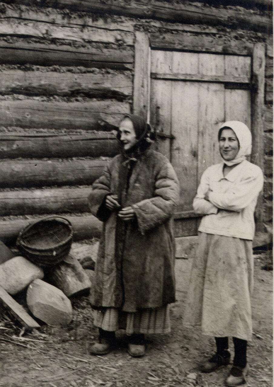 Встреча. Фото Семак Франца 1939 год