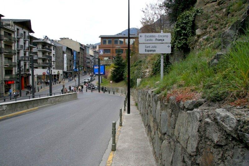Андорра-ла-Велья, Андорра