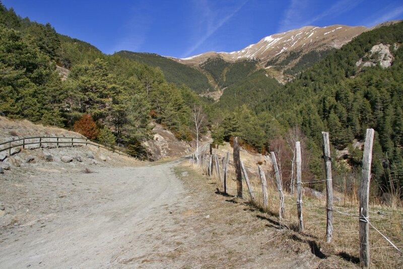 Дорога в Ордино