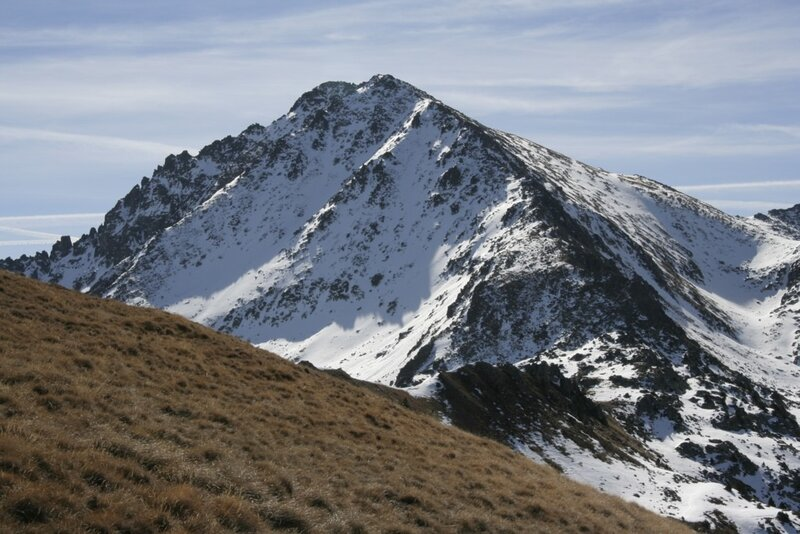 Андорра, Энкамп, горная вершина