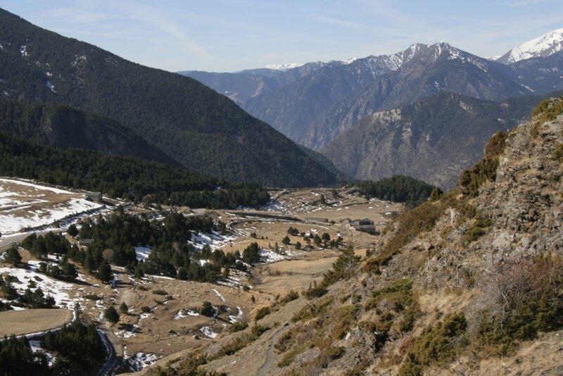 Андорра, Энкамп, горная долина