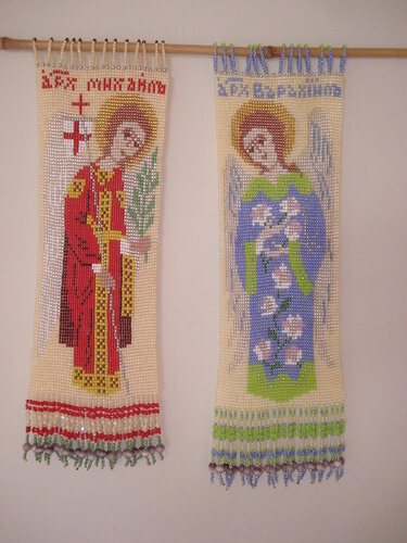 Архангелы Михаил и Варахиил