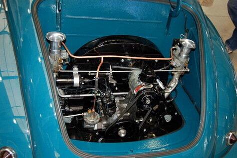 1953 Volkswagen Dannenhauer&Stauss Cabriolet