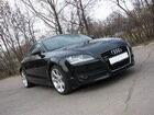 Экзотичный Audi TT создан для любителей скорости