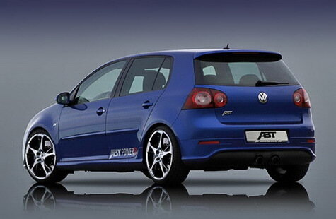 Специалисты Abt Sportsline разозлили VW Golf R32