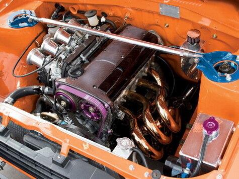 1973 Toyota Starlet KP60: японский шустрик