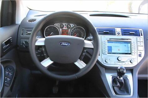 Тест-драйв кроссовера Ford Kuga