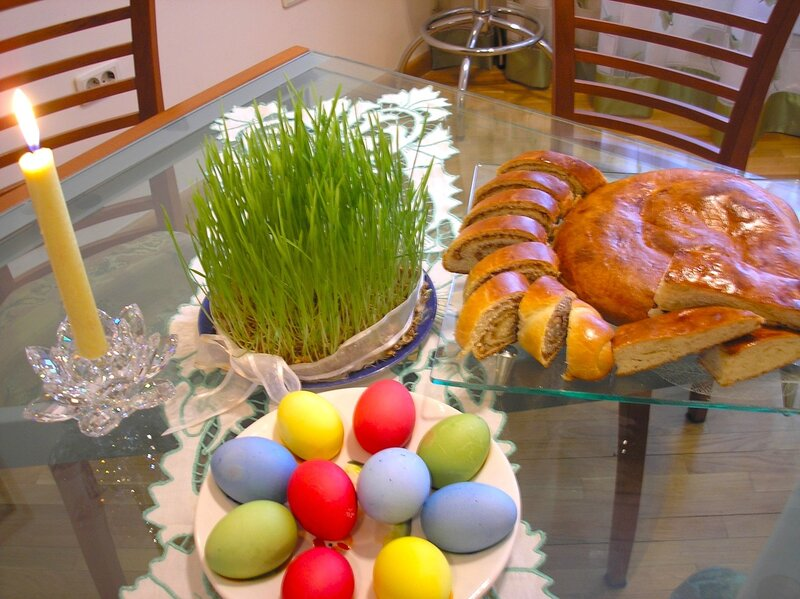 Поздравление с пасхой по армянски