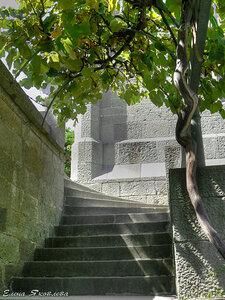 Бахчисарайский дворик