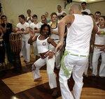 Бразильское шоу, самба, капоэйра