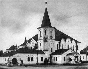 Ратная палата в Детском Селе. Фотография 1930-е годов.