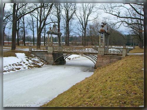 Второй железный мост