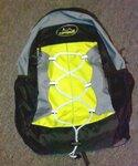 Я купил рюкзак!