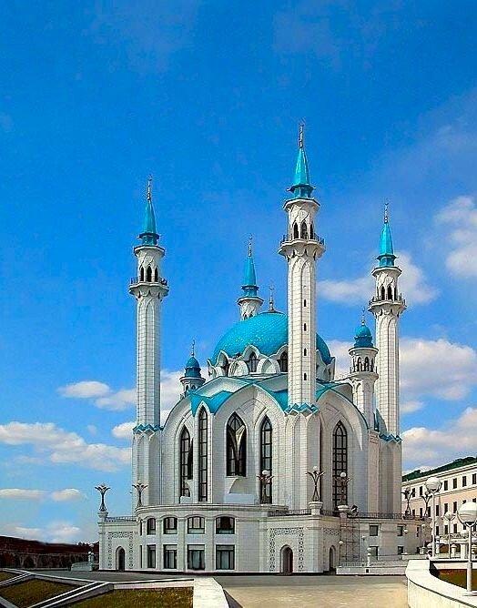 Марка нитей. кул шариф.  DMC, 35 цветов.  225x300 крестов.  6. Теги: ислам.  Мечеть Кул Шариф. мечеть.