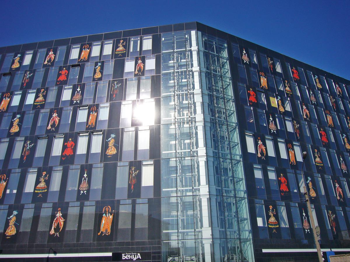 Бизнес-центр Бенуа - бизнес-центр, Санкт-Петербург