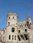 Разрушенный замок в Судогде