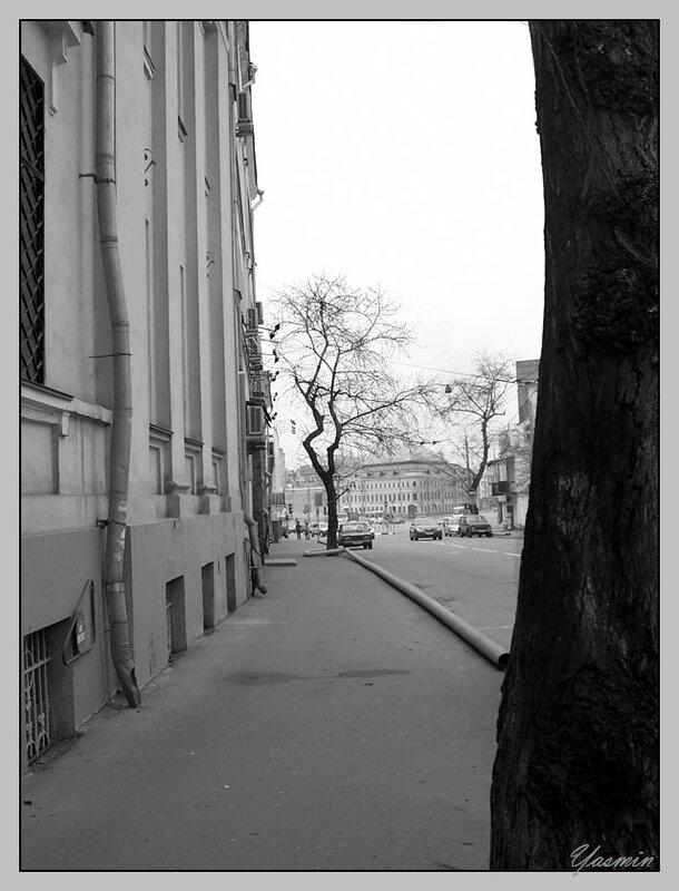 Прогулки по Таганке