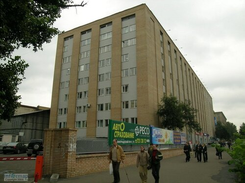 Leningrad boulevard, house72, str.4,entrance2, office2407