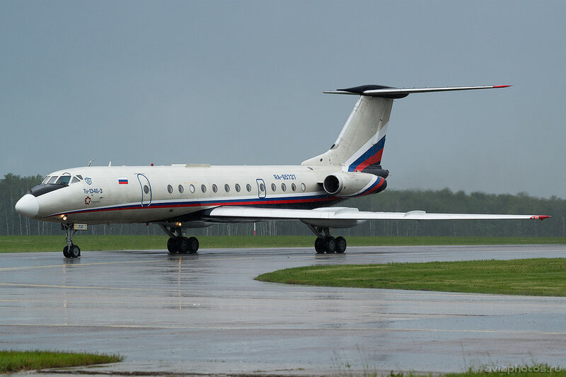 Туполев Ту-134Б-3 (RA-65737) Меридиан 189_D801786