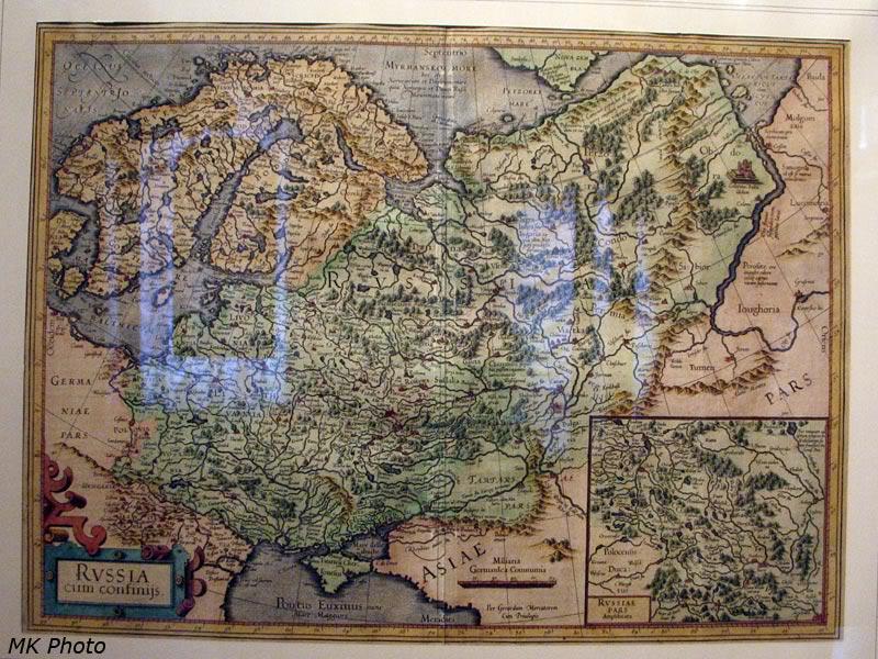Историческая карта России