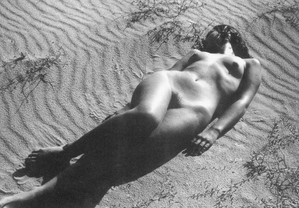 Первые фотографии ню в СССР Римантаса Дихавичюса