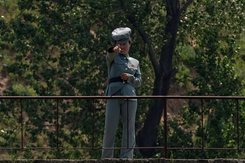 Июнтересные фото из Северной Кореи