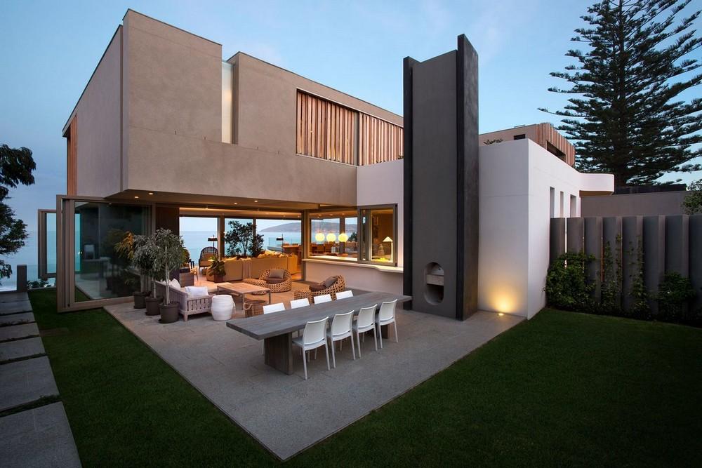 Частная резиденция с видом на океан в ЮАР